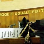 ITALY MAGISTRATES STRIKE