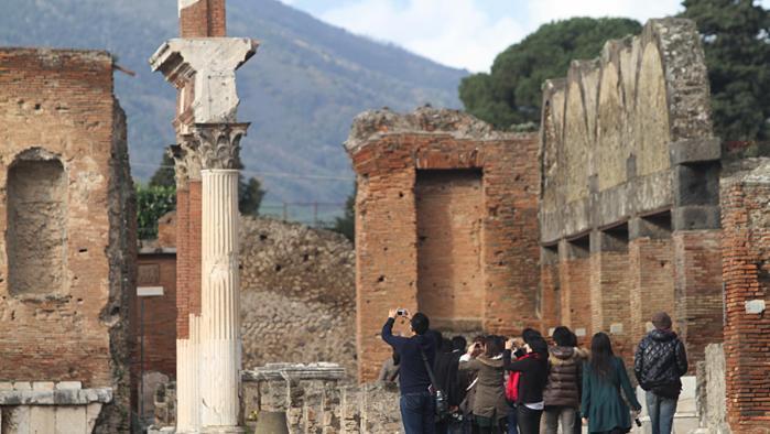 foto pompei